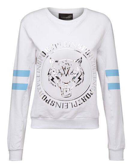 Sweatshirt LS Let your mind free
