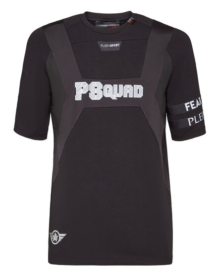 T-shirt Round Neck SS My squad