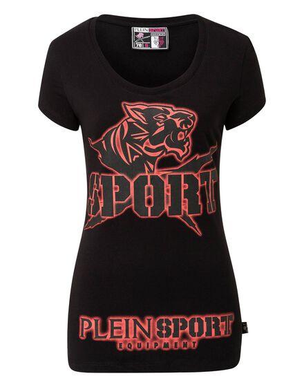 T-shirt Round Neck SS Athlet Roxie