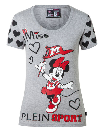 T-shirt Round Neck SS Red Pons
