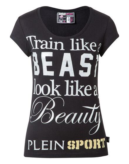 T-shirt Round Neck SS Workout Shape