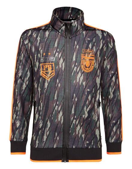 Jogging Jacket Camou sport