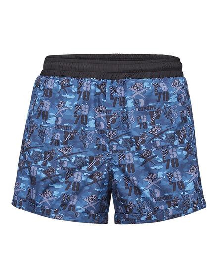 Beachwear Short Trousers Name of love